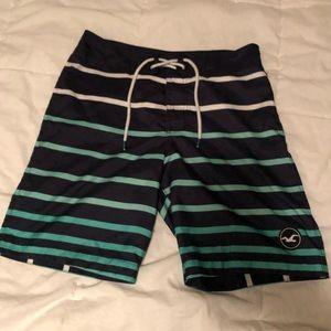 HOLLISTER swim trunks